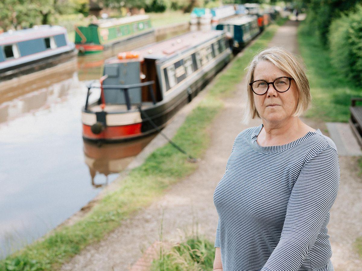 Lisa Machin, director of The Talbot Wharf in Market Drayton