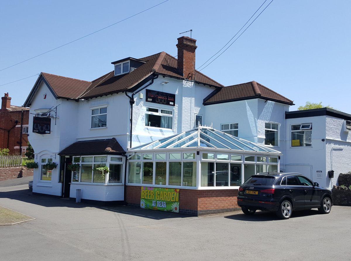 The Horseshoe Inn, in Pontesbury