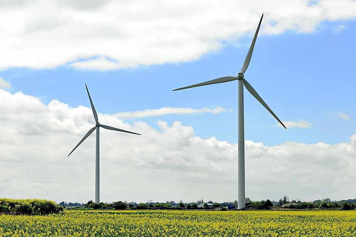 Bridgnorth turbine plans recommended for refusal