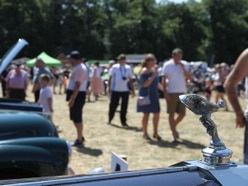 Easter Motor Show at Weston Park is cancelled