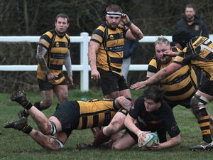 Telford Hornets v Willenhall 25/1/20 by John Cutts