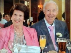 'She is gorgeous': Couple who met on Wrekin celebrates 65 years of marriage