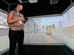 Telford developers using virtual reality to help train station staff