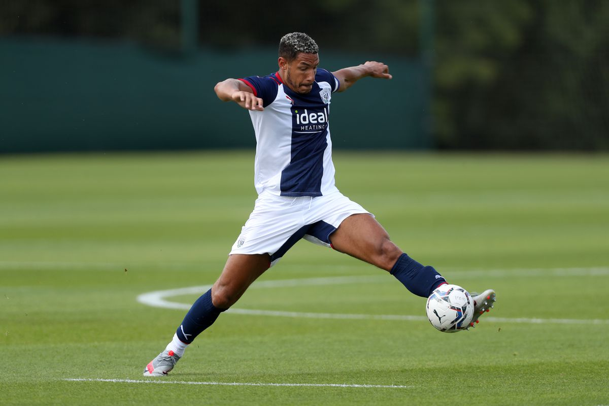 Jake Livermore of West Bromwich Albion. (AMA)