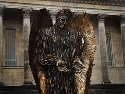 Knife Angel coming to Telford's Southwater Square