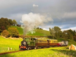 Steam railway is honoured by the Queen