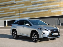 UK Drive: The Lexus RX L proves hybrid can be a real diesel alternative