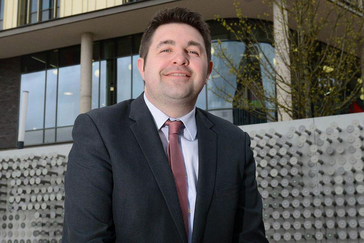 Shaun Davies, Telford & Wrekin Council leader