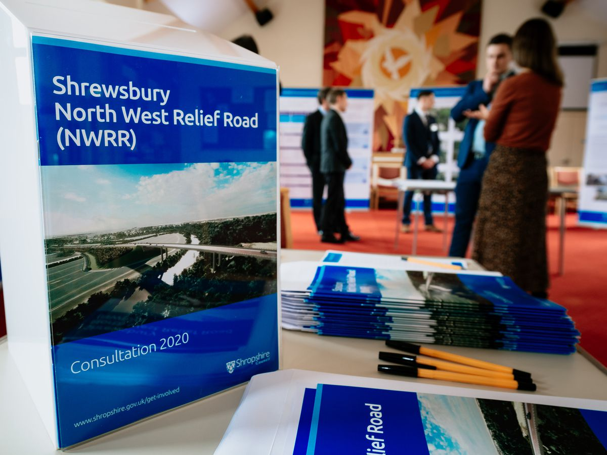 The North West Relief Road is a hot topic in Shrewsbury and wider Shropshire