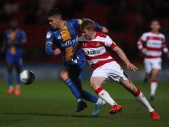 Doncaster 2 Shrewsbury 0 - Report and pictures