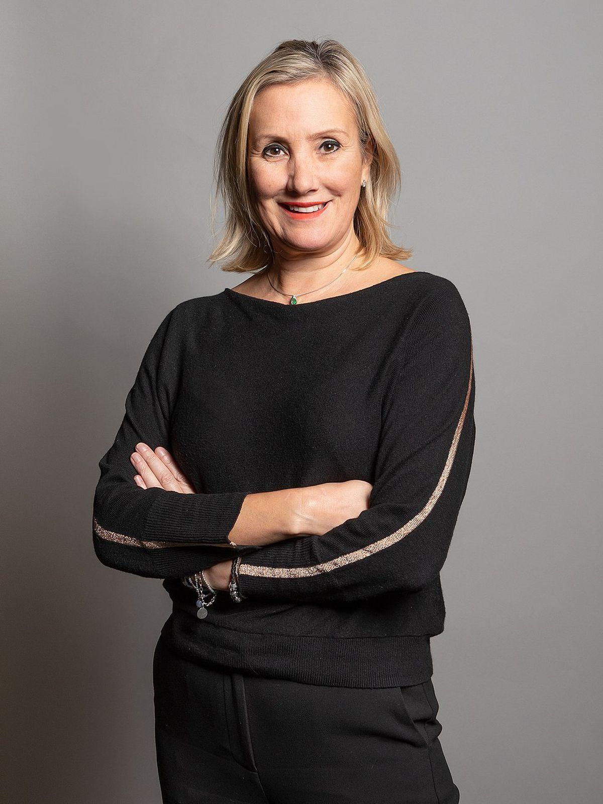 Minister for Digital and Culture Caroline Dinenage MP