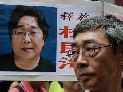 China sentences Swedish bookseller to 10 years in prison