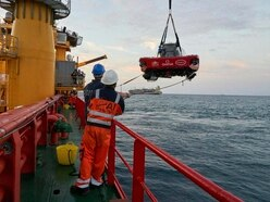 Crew makes emergency ascent in Indian Ocean as sub fills with smoke
