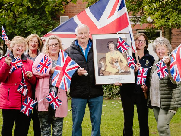 Wem residents preparing to celebrate the Queen's 70 years on the throne