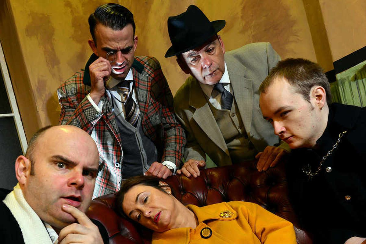 Horsehay Amateur Dramatic Society to perform scariest ever play