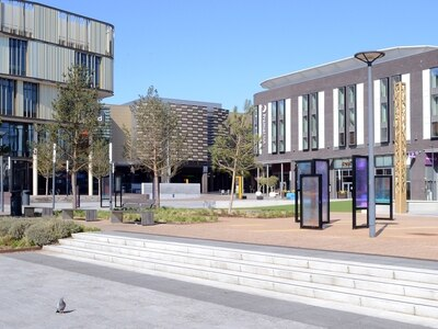 Telford's Southwater among huge leisure complexes facing challenges