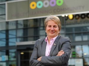 Dr Gill Eatough, CEO of the Learning Community Trust
