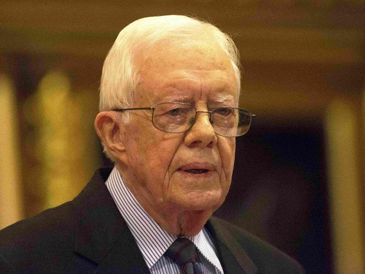 Jimmy Carter lecture