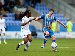Shrewsbury's Dave Edwards a doubt for the rest of the season