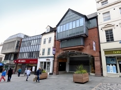 Council owned shopping centres value drops by £33.5m in two years