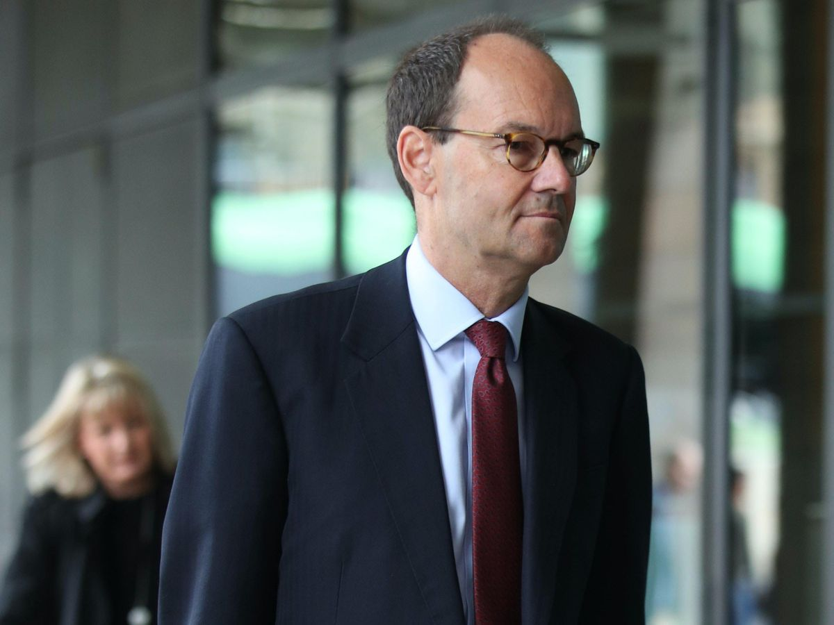 Former Sainsbury's chief executive Mike Coupe