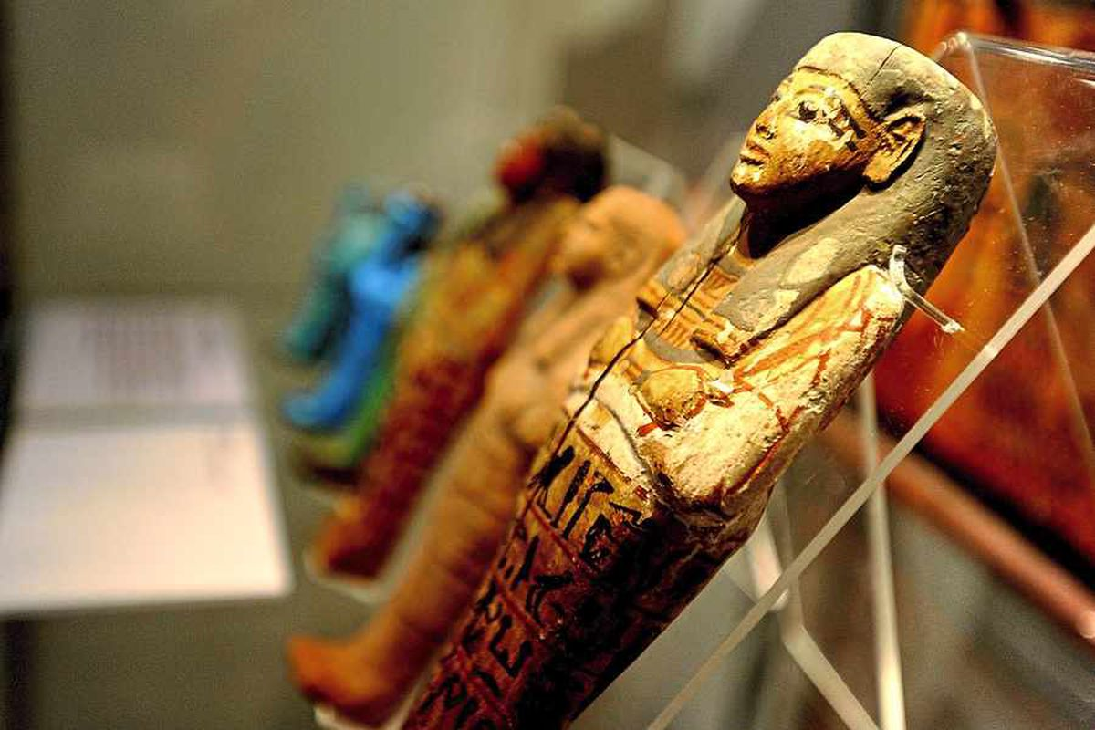 The secrets of ancient Egypt unravelled in Shrewsbury