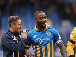 Paul Hurst: Shrewsbury Town are taking strides forward