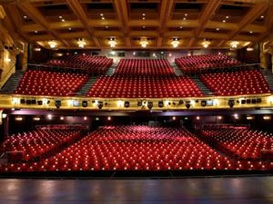 Birmingham Hippodrome will not be staging live shows until February next year