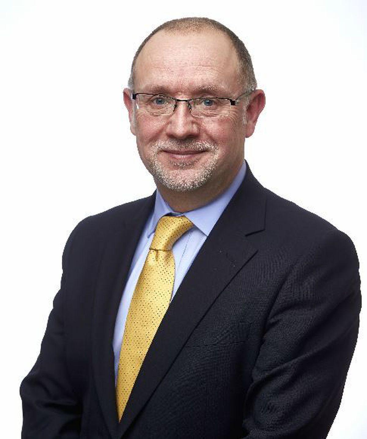 Alan Yates OBE