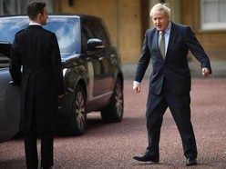 Boris Johnson confirmed as PM after audience with the Queen