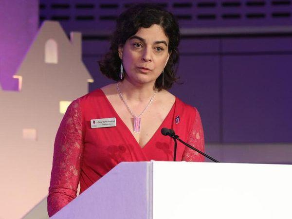 Olivia Marks-Woldman, Holocaust Memorial Day Trust chief executive