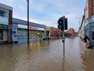 Letter: Tackling flooding should be priority