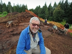 Exciting finds in Shropshire Iron Age hill fort dig - in pictures and video