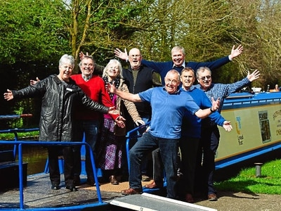 Sun shines for new Shropshire Maid - with video
