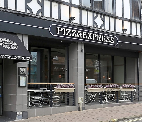 Food Review Pizza Express Shrewsbury Shropshire Star