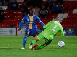 Daniel Udoh on stunning Shrewsbury win: This is just the start