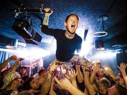 Sailor Jerry partners with Frank Carter & The Rattlesnakes Ahead of UK Tour - including Birmingham show