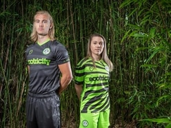 Football kit made of bamboo revealed as world first by Gloucestershire club