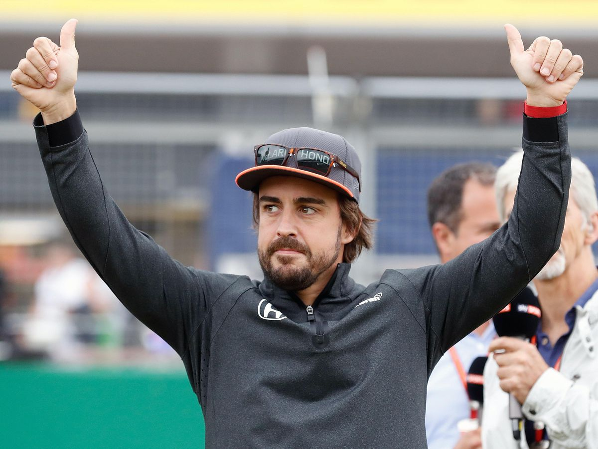 Fernando Alonso will return to the grid in 2021