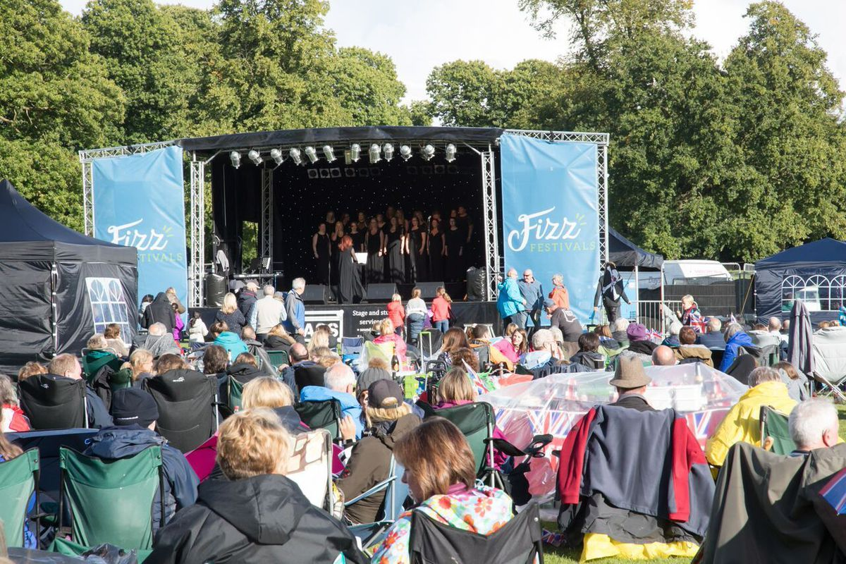 Proms and Prosecco at Newport's Chetwynd Deer Park