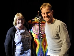 Sneak preview as Telford theatre set for dream show from Jason Donovan