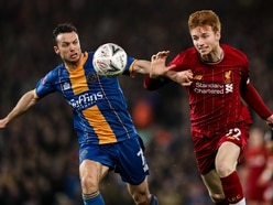 FA Cup: Liverpool 1 Shrewsbury Town 0 - as it happened