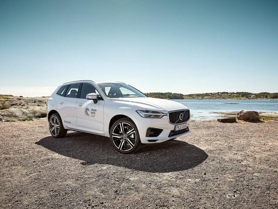 Volvo aims for 25 per cent recycled plastics in every new car from 2025