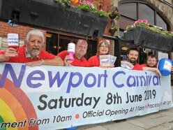 Final countdown to Newport Carnival