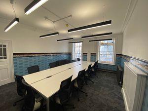 Glyndwr University's Regent Street building