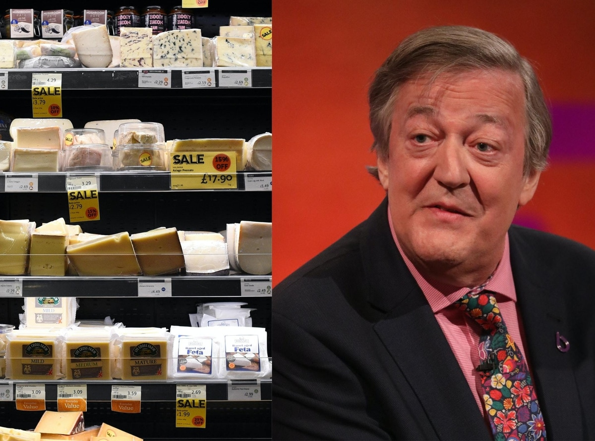 Photo of Cheese fan launches mission to log celebrities' favourite fromages