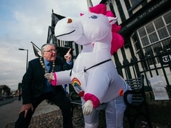 First Newport's Got Talent coming this year – and it'll be hosted by an eight foot unicorn