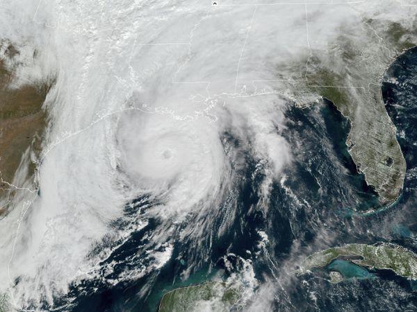 Tropical Weather Hurricane Zeta