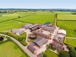 Farm near Market Drayton goes on the market
