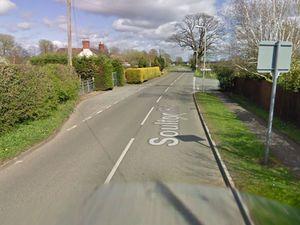 The incident happened in Soulton Road, Wem. Photo: Google
